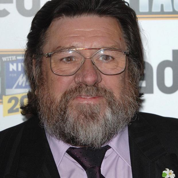 Jim Royle (Ricky Tomlinson) will pin his hopes on a scratchcard in the Christmas special of The Royle Family