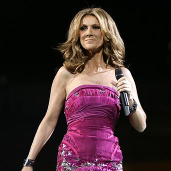 Celine Dion thinks it's important to take chances in life
