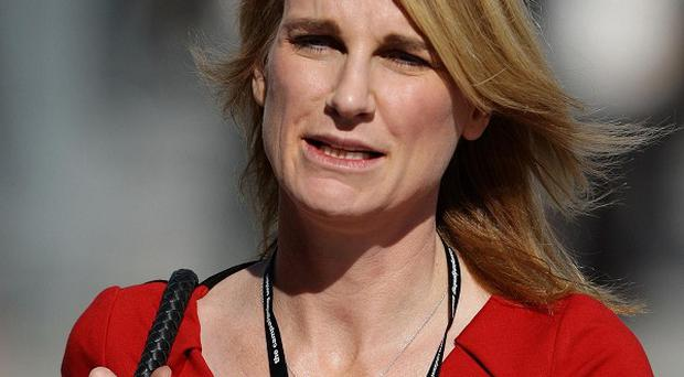 Sally Bercow, the wife of Commons Speaker John Bercow, has reactivated her Twitter account