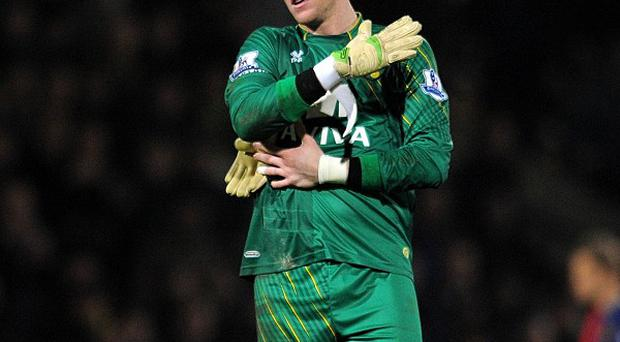 John Ruddy is set for three months on the sidelines with a thigh injury