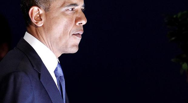 Mr Obama and the US Congress have until January 1 to agree on how to trim the country's unwieldy deficit