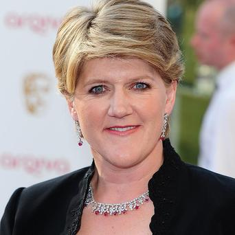 Clare Balding was delighted over the Sports Personality of the Year shortlist