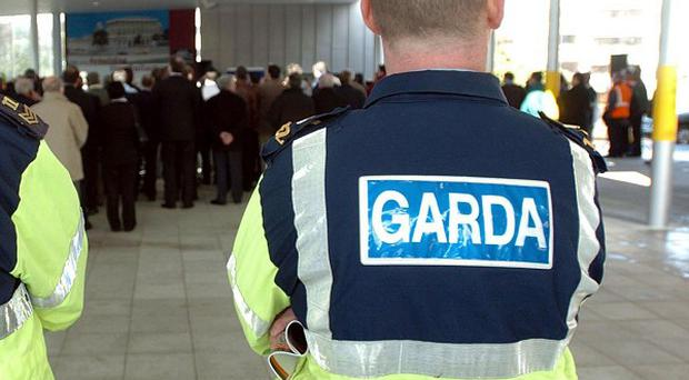 Garda arrested four people in Rahan, Co Offaly