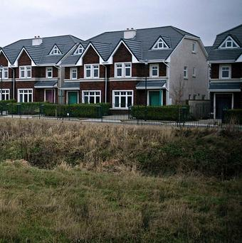 Nearly two-thirds of Ireland's ghost estates are in dire need of development