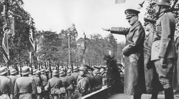 The puppet Latvian government, under Adolf Hitler's Nazis, sent thousands to slave labour camps and almost certain death