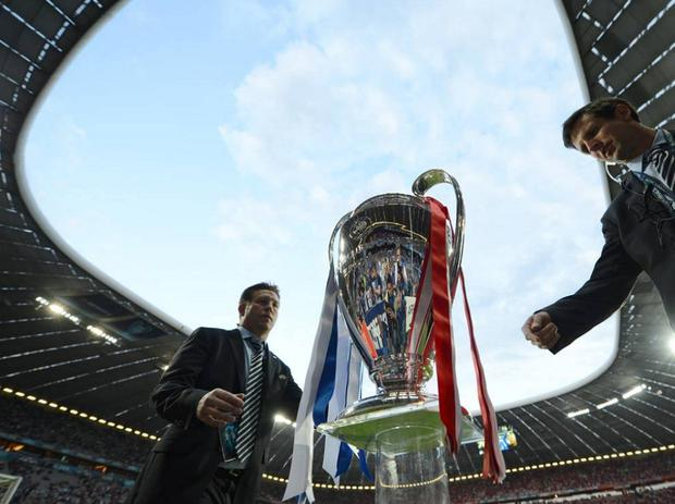 European football's governing body could expand the Champions League and in the process scrap the Europa League
