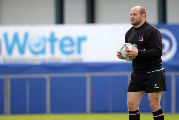 Rory Best is one of a number of experienced men coming back just at the right time