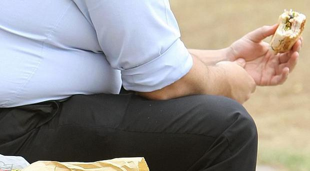 Being overweight or obese accounts for just under three per cent of health expenditure across the island of Ireland, new research shows