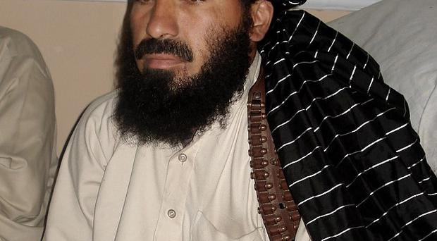 Pakistani militant commander Maulvi Nazir has been wounded in a suicide bomb attack (AP)