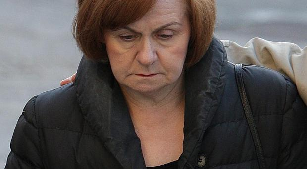 Former District Court judge Heather Perrin has been sentenced to two-and-a-half years in prison