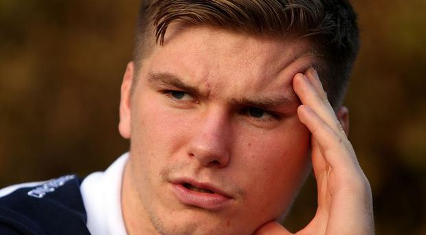 Owen Farrell has been included in England's team to face New Zealand