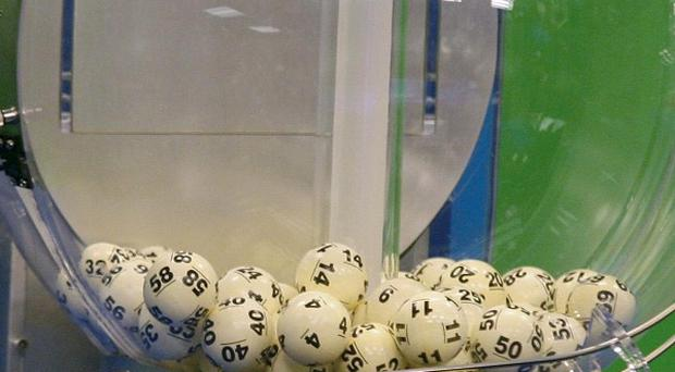 Two lucky ticketholders, one in Arizona and another in Missouri, have won the mammoth Powerball lottery jackpot (AP)