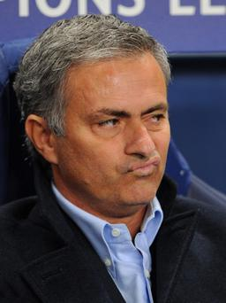 Jose Mourinho's Real Madrid could be as much as 14 points behind rivals Barcelona in the league by the end of tomorrow