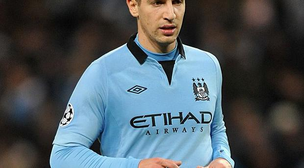 Matija Nastasic feels he is growing into his role at Manchester City