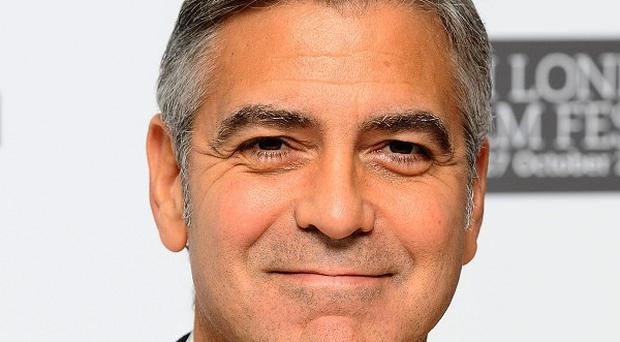 George Clooney could be producing and starring in the film