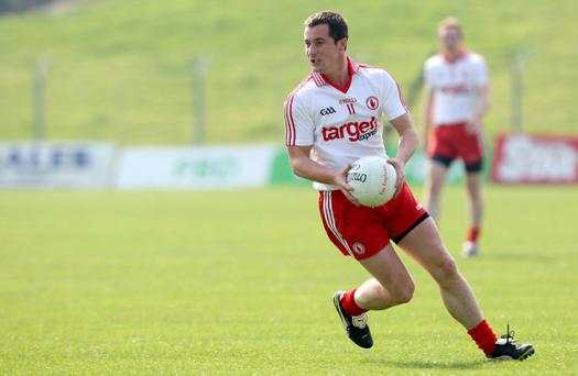 Brian McGuigan has decided that now is the time for his intercounty football career to end