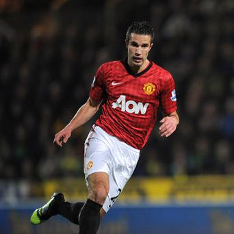 Robin van Persie can be key to Manchester United's title hopes