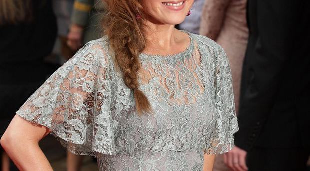 Isla Fisher says her children think she is a stay-at-home mum
