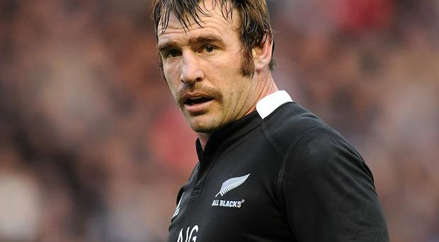 Andrew Hore, pictured, has been criticised by New Zealand coach Steve Hansen