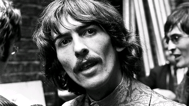 Items belonging to George Harrison are going under the hammer