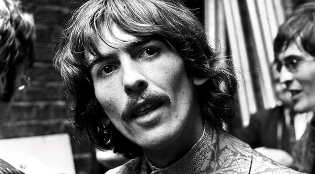 George Harrison spent the last few years of his life living in LA and was a keen gardener.