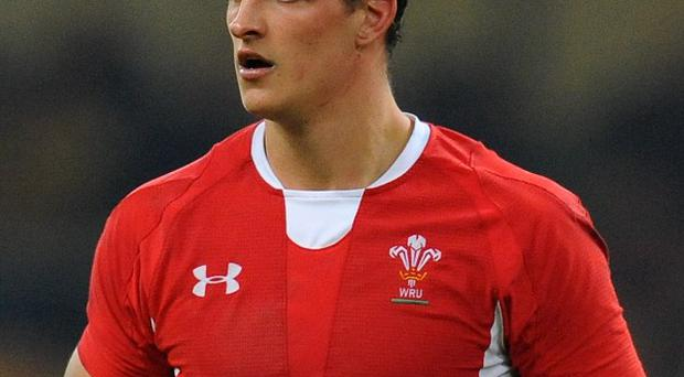 Aaron Shingler hopes to make the most of his chance in Wales' starting XV
