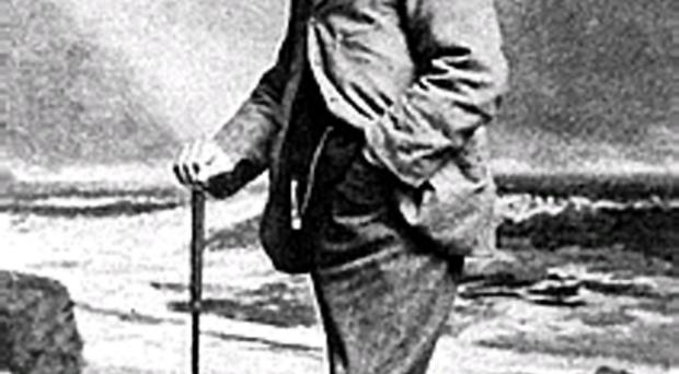 Golf legend: Thomas Mitchell Morris otherwise known as Old Tom Morris. One of Old Tom's balls could be worth a gobsmacking 20,000 euros