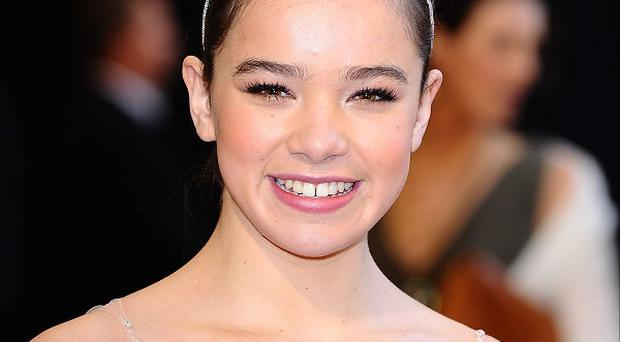 Hailee Steinfeld could be playing Kevin Costner's daughter in an upcoming film