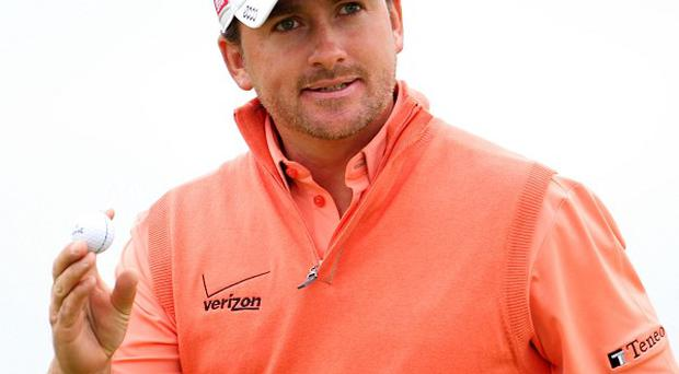Graeme McDowell continued to impress at Thousand Oaks