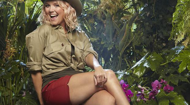 Charlie Brooks has been crowned queen of the jungle