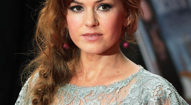 Isla Fisher worked with Sir Michael Caine on Now You See Me