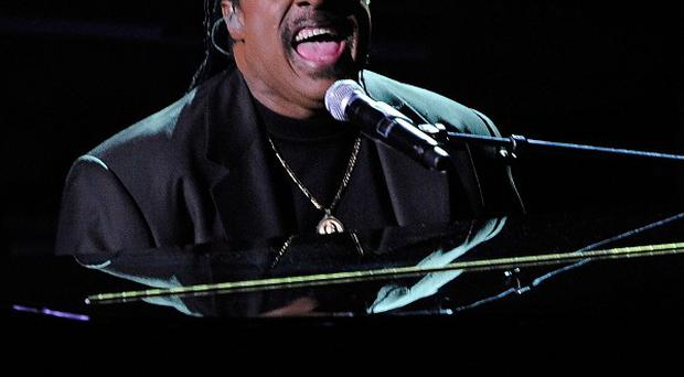 Musician Stevie Wonder has cancelled a gig for an Israeli support group