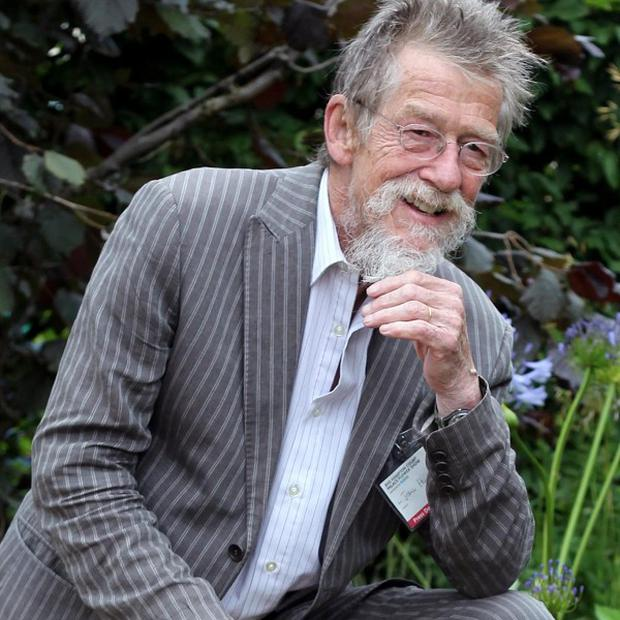 John Hurt stars in the TV adaptation of Kate Mosse's Labyrinth