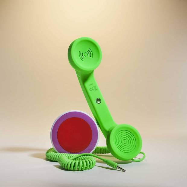 'Pop' handset (for mobiles) by Native Union, £29.99, Selfridges