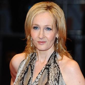 JK Rowling's book is being made into a TV drama