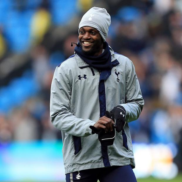 According to reports, Emmanuel Adebayor has 'suspended' his career with Togo
