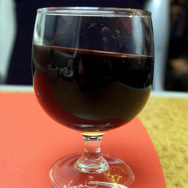 A tumour-fighting compound to prevent bowel cancer is concentrated in red wine