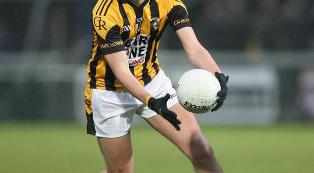 Crossmaglen Rangers' Aaron Cunningham has been hurt after being the victim of alleged racist language during the Ulster club final