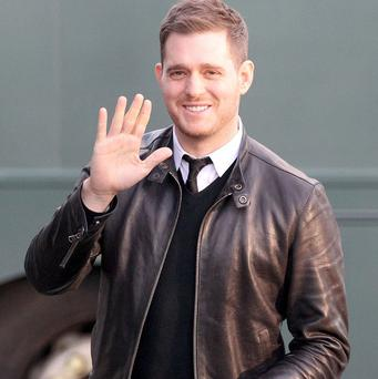 Michael Buble will work with Reese Witherspoon on his next album