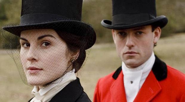 Downton Abbey and EastEnders clash in Christmas Day's TV schedules