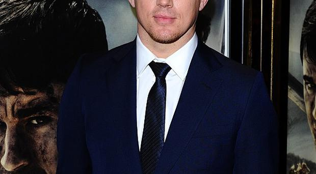 Channing Tatum wants to take time out from acting so he can direct