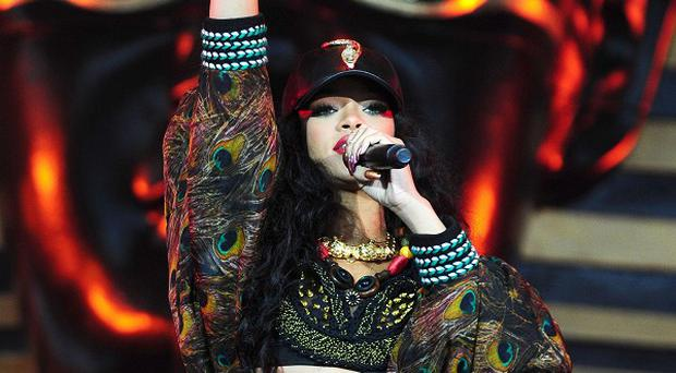Rihanna is taking her Styled To Rock show to the US