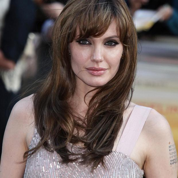 Angelina Jolie was married to Billy Bob Thornton for three years