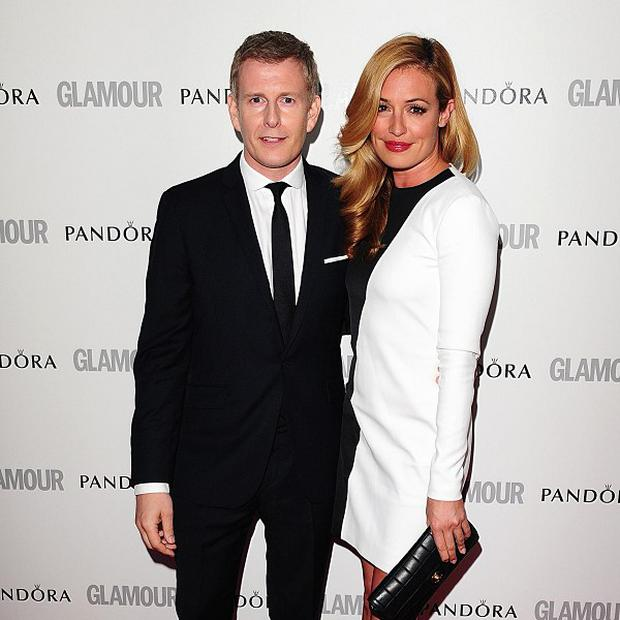 Cat Deeley and Patrick Kielty are planning a family Christmas