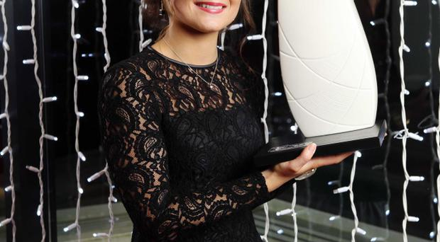 Belfast Telegraph Woman of the Year Winner Kate Richardson