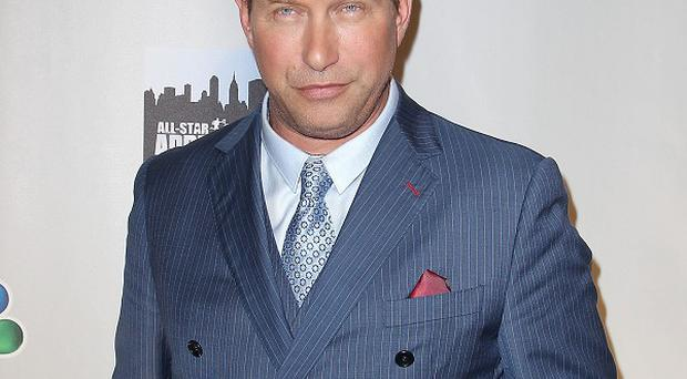 Stephen Baldwin has been charged with failing to file New York state income taxes for three years (AP)