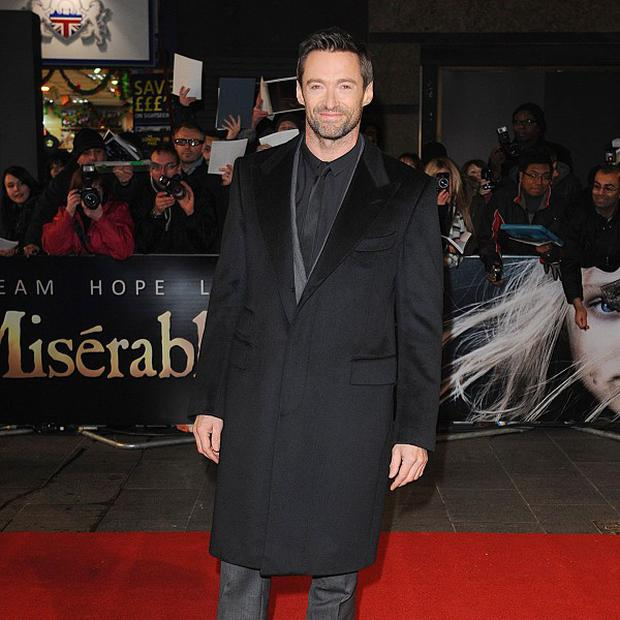 Hugh Jackman has got Bond envy