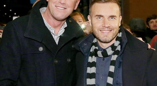 Christopher Maloney and mentor Gary Barlow will sing a duet during The X Factor final