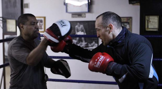 Brian Magee has put in the hard work ahead of tomorrow night's clash with Mikkel Kessler