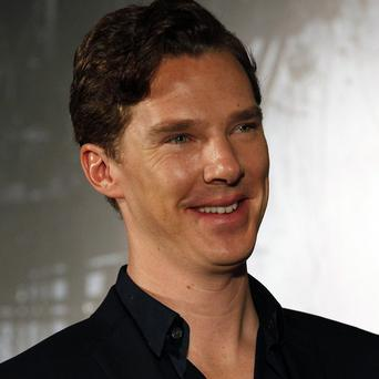 Benedict Cumberbatch provides his voice for the trailer of the next Star Trek movie